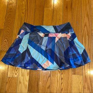 Athleta Tennis Skirt, Size Large